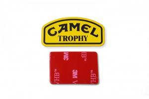 Camel Trophy Metall Logga Traxxas TRX-4 (GPM)