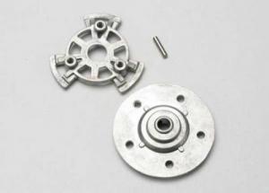 TRX5351 Tryckplattor för slirkoppling. Metall.