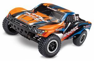 Traxxas Slash 2WD 1/10 RTR TQ med Batteri & Laddare/Borstat System