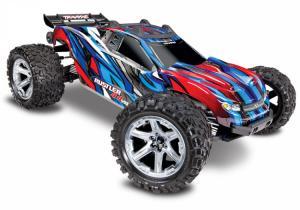 Rustler 4x4 VXL RTR TQi TSM El-Truck med Batteri o Laddare