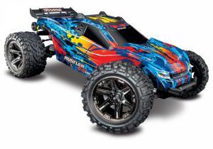 Rustler 4x4 VXL 1/10 RTR TQi TSM El-Truck