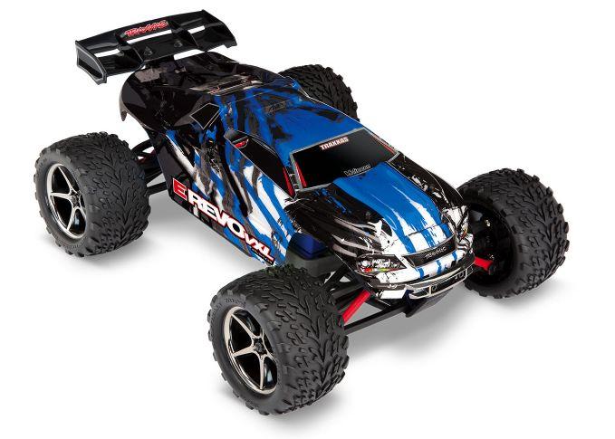 Traxxas E-Revo 1/16 VXL 4WD RTR TQi TSM 2020