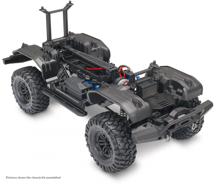 Traxxas TRX-4 Kit (without batteries and body)