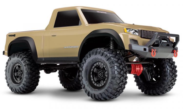 TRX-4 Sport Scale Crawler Truck 1/10 RTR / without Battery/charger