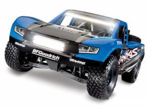 Desert Racer 4WD TQi TSM utan batt & laddare RTR med LED-Set