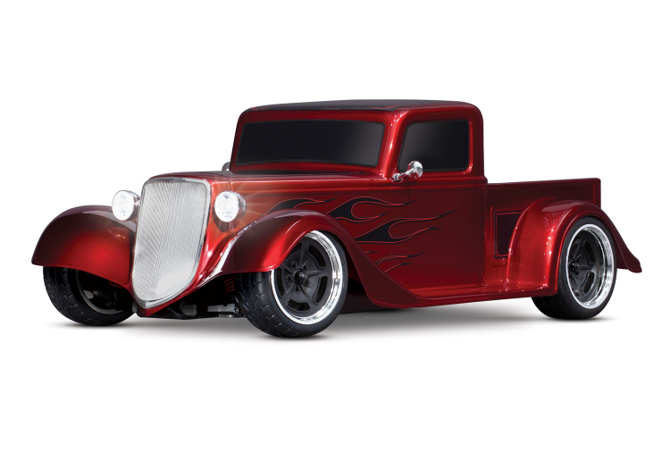 Factory Five '35 Hot Rod Truck 1/10 AWD RTR (without battery / charger)