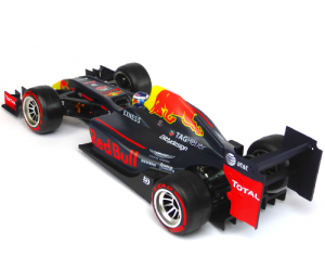 Formel 1 Kaross Type-6R Bittydesign Omålad
