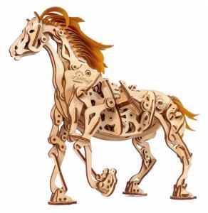 Ugears Horse-Mechanoid Träbyggsats