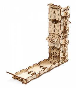 Ugears Modular Dice Tower Träbyggsats