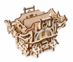 Ugears Deck Box Träbyggsats
