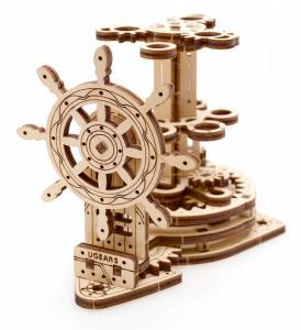 Ugears Wheel-Organizer Träbyggsats
