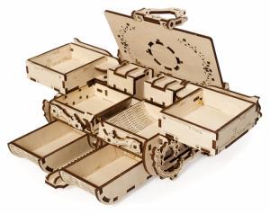 Ugears Antique Box Träbyggsats