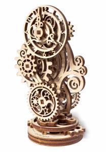 Ugears Steampunk Clock Träbyggsats