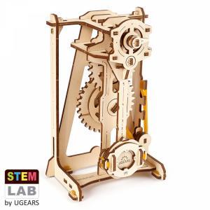 Ugears Pendulum STEM LAB Träbyggsats