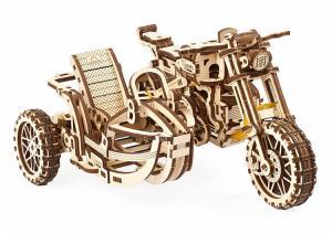 Ugears Scrambler Bike UGR-10 Träbyggsats