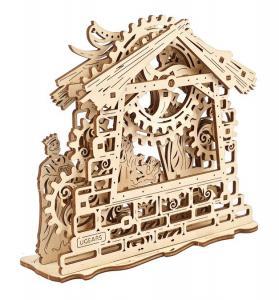 Ugears Nativity Scene Träbyggsats