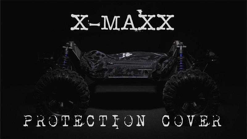 Traxxas X-Maxx Shroud Cover. Skydd för din bil