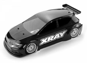 Xray T4F FWD 2021 Touring Car Byggsats