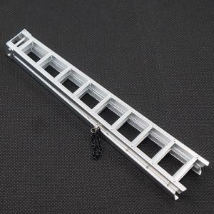 Stege Aluminium Silver 150mm