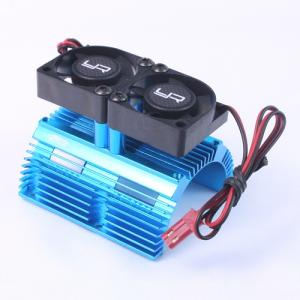 Heat Sink with Twin Tornado High Speed Fans sets for 1:8