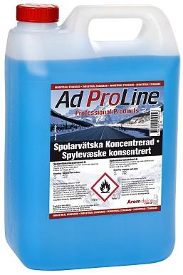 Toppen 5L Spolarvätska Koncentrerad | Granit BV-96