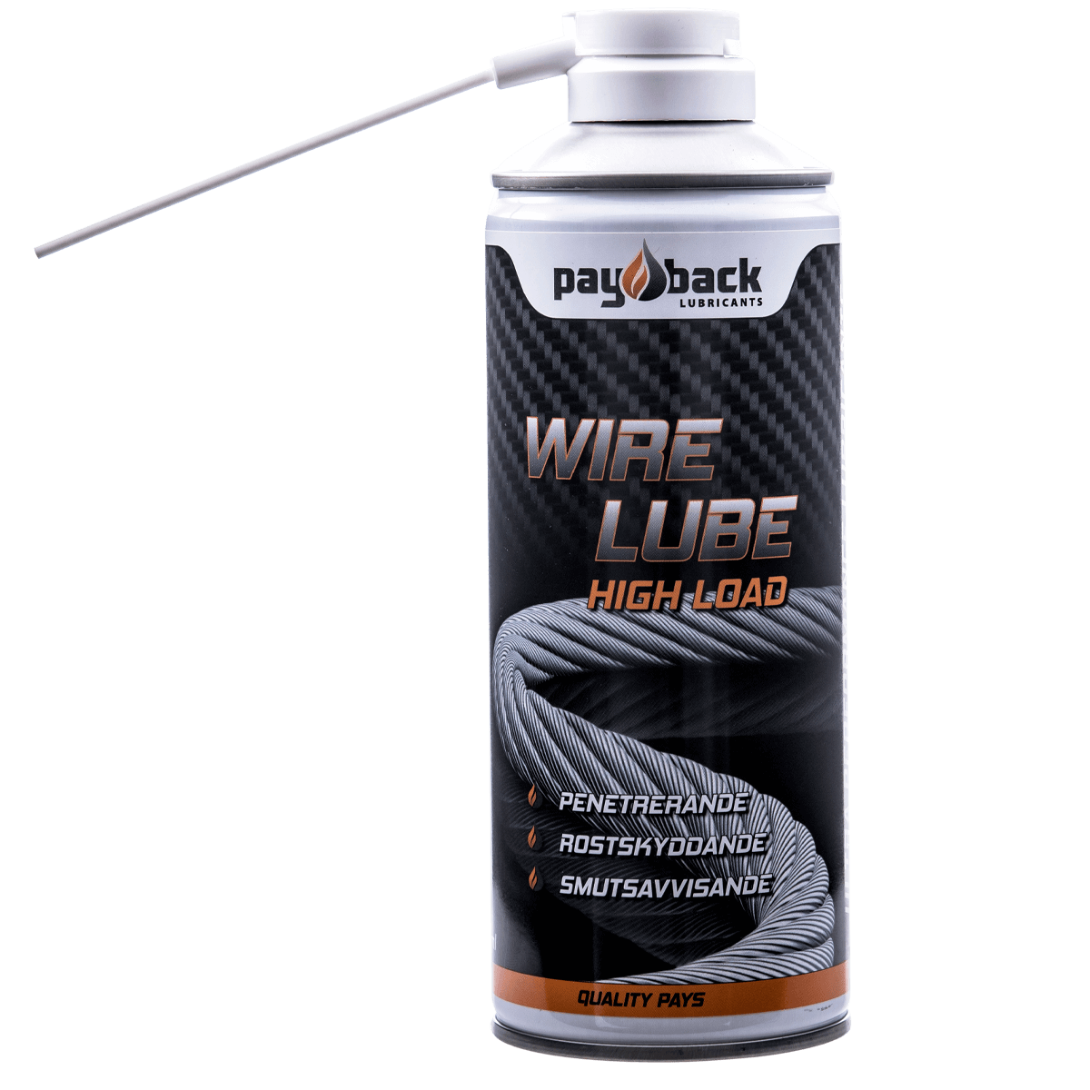"Payback #300 Wire Lube ""Vajersmörjning"" 400ml"