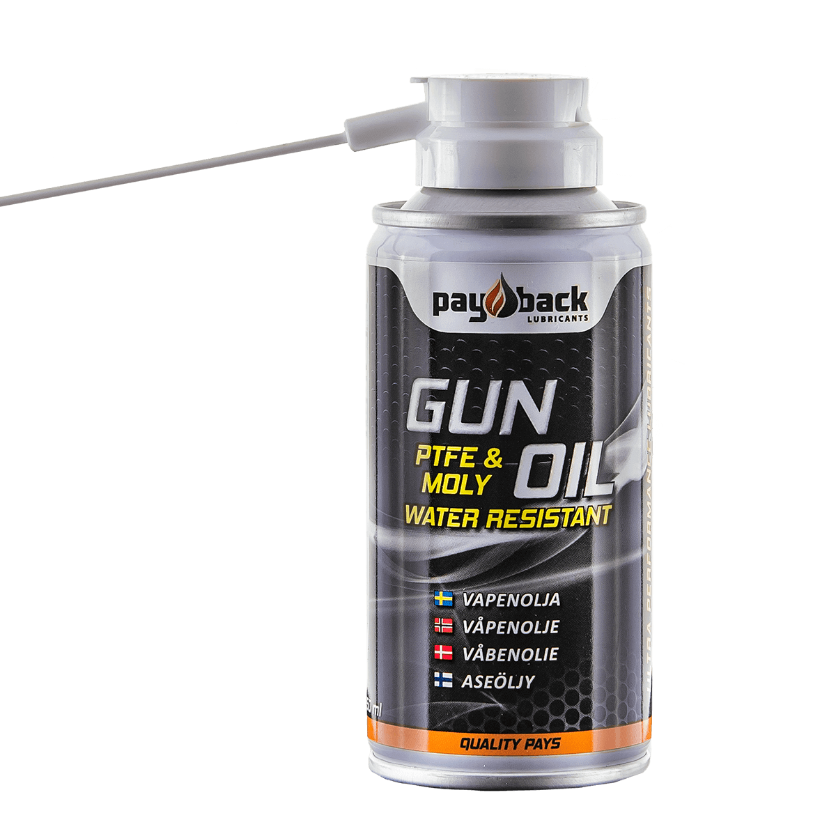 Payback #335 Gun Oil 150ml