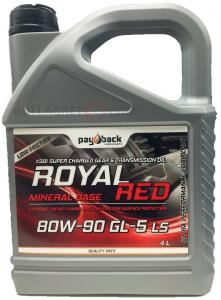 PAYBACK #391 80w-90 Royal Red 4L