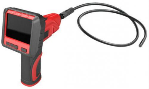 Inspektionskamera med löstagbar monitor