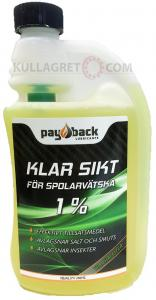Payback #615 Klar Sikt Koncentrat 500ml