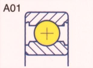 AB 12179 Växellådslager