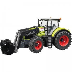 Claas 950 traktor med frontlastare | Bruder 1:16