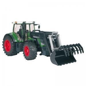 Fendt 936 traktor med frontlastare | Bruder 1:16
