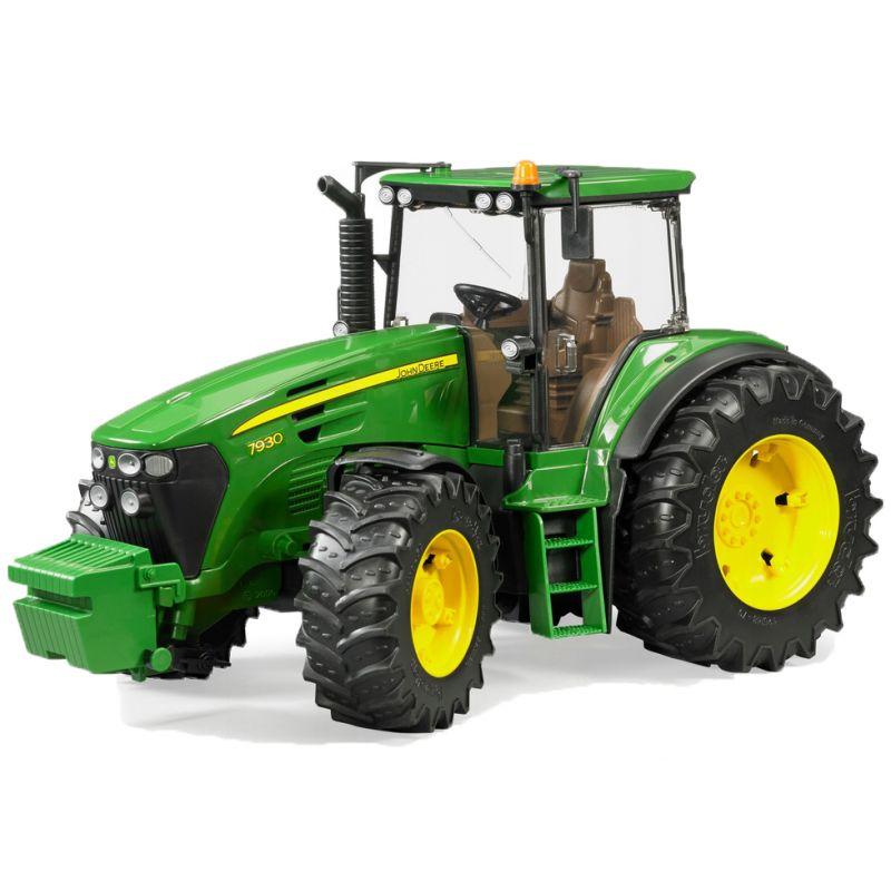 john deere 7930 traktor bruder 1 16. Black Bedroom Furniture Sets. Home Design Ideas