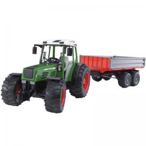 Fendt 209 S traktor med vagn | Bruder 1:16