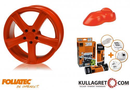 Orange Blank | Foliatec Sprayfilm