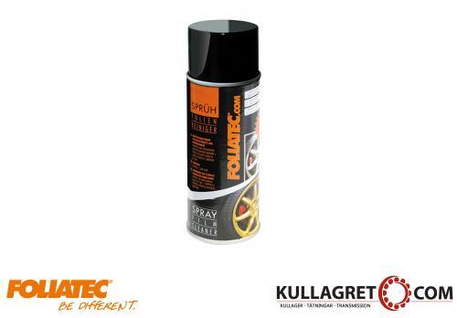 Cleaner Sprayfilm FOLIATEC 400ML