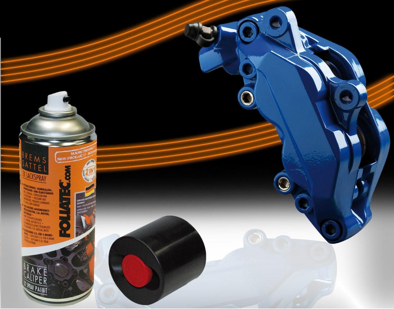 Blå Spray 2-komp. Foliatec 400ml