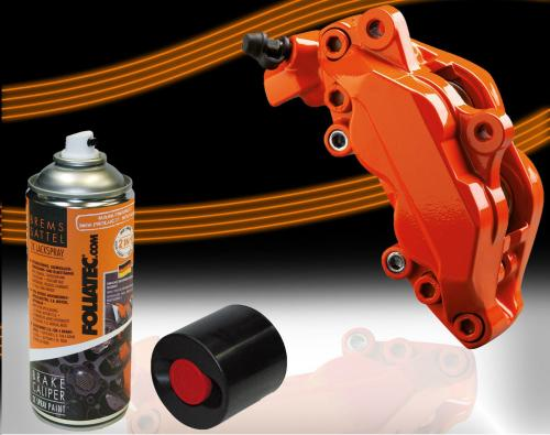 ORANGE Spray 2-komp. Foliatec 400ml