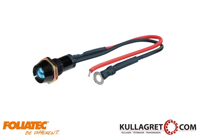 BLÅ Led Control Light   Foliatec