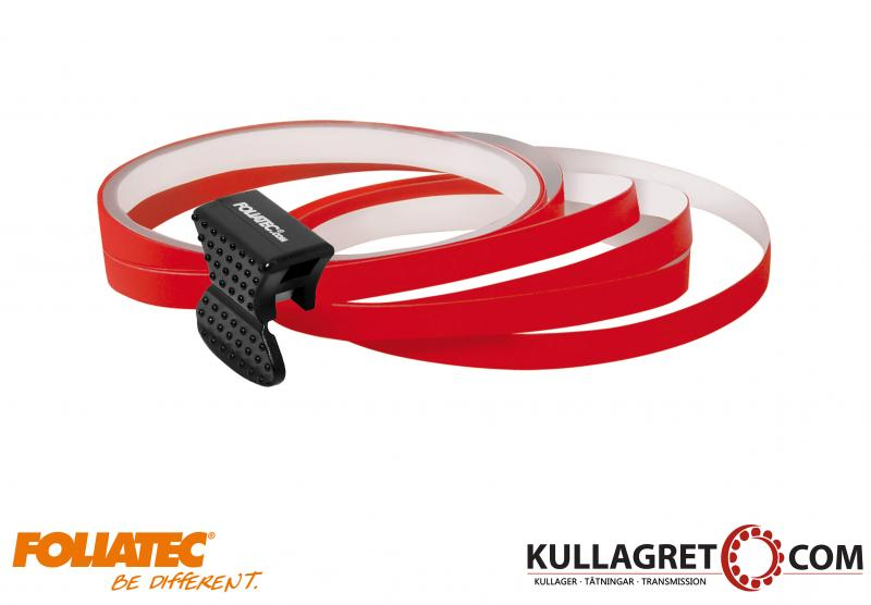Röd Pin Striping | Foliatec
