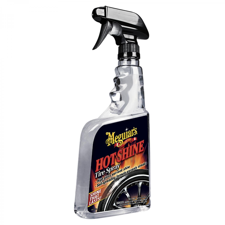 Hot Shine Tire Spray Meguiars