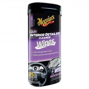 Quik Interor Wipes | Meguiars