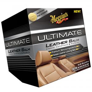 Ultimate Leather Balm 160g | Meguiars