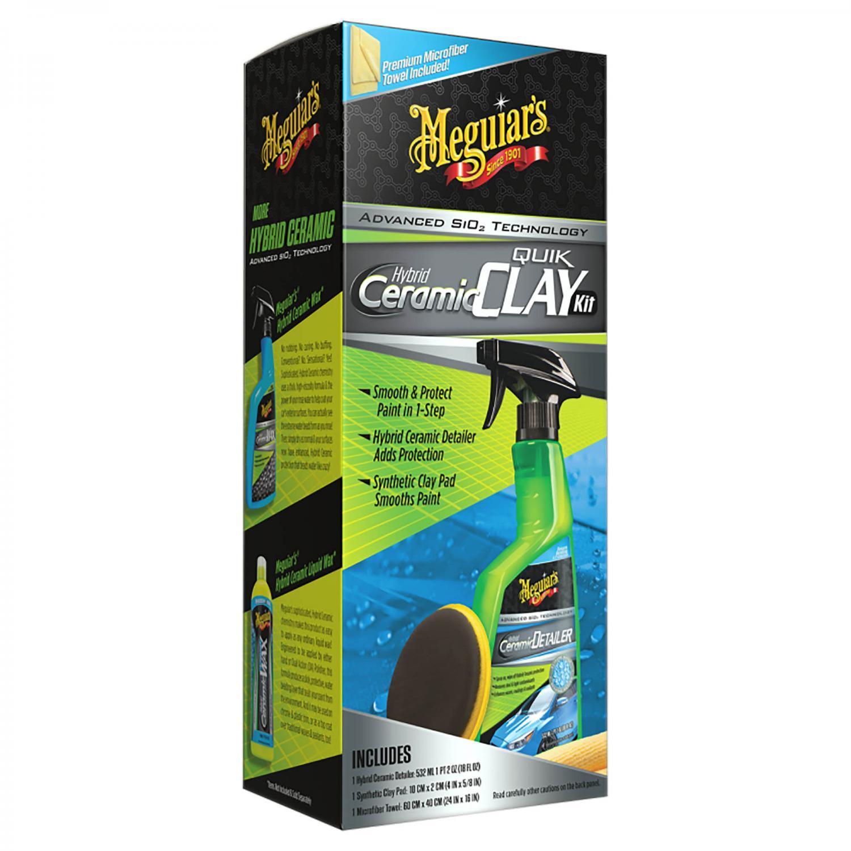 Hybrid Ceramic Quik Clay Kit   Meguiars