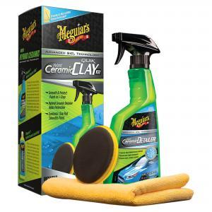 Hybrid Ceramic Quik Clay Kit | Meguiars