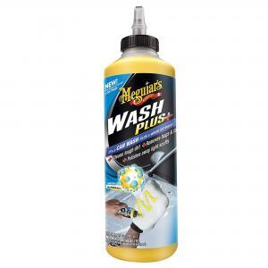 Wash Plus+ 710ml   Meguiars
