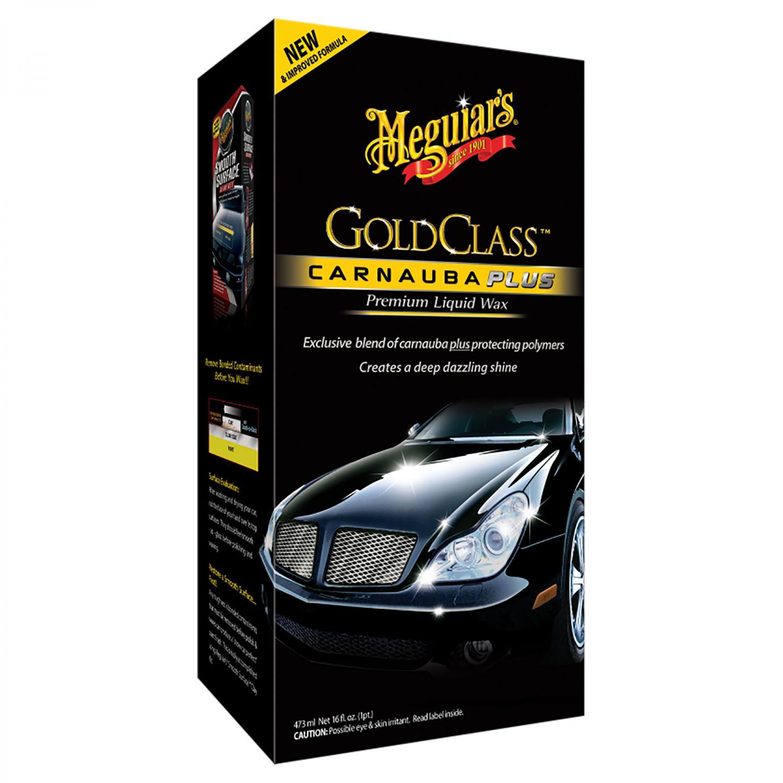 Gold Class Carnauba Plus Wax