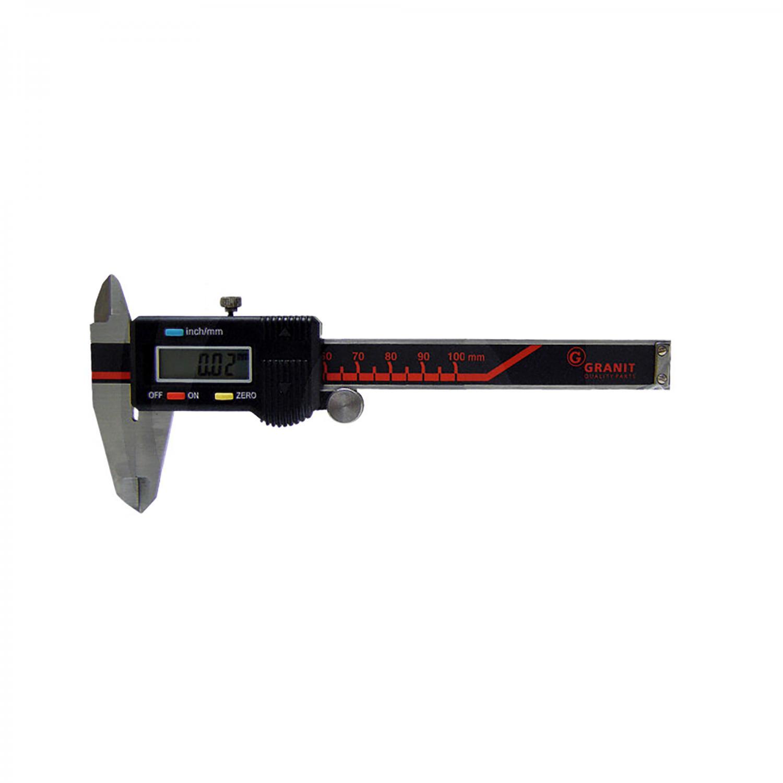 Digitalt Skjutmått 0-100mm | Granit Parts
