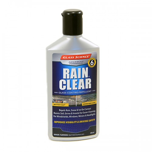 UTFÖRSÄLJNING | Rain Clear 240ml | Glass Science